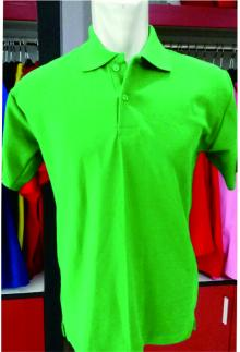 POLO SHIRT lacoste cotton Hijau Fuji