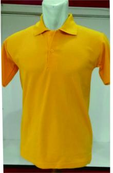 POLO SHIRT lacoste cotton Kuning Emas