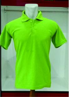 POLO SHIRT lacoste cotton Hijau Pupus/Muda