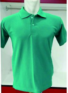 POLO SHIRT lacoste cotton hijau toska
